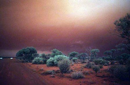 пясъчна буря