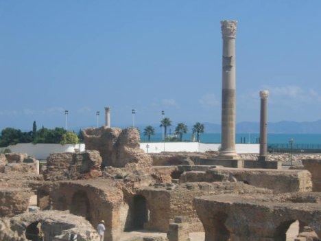 Руините на Картаген