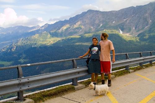 рассмотреть красоту Альп и сфотографироваться.