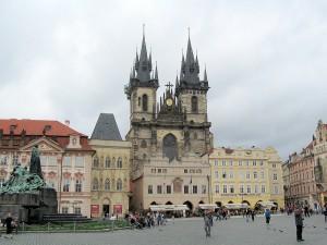 Praga-Deva Maria&Jan Hus 2