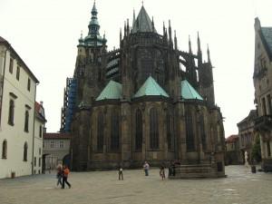 Прага, Катедралата Св. Вита