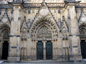Прага, Катедралата Свети Вита