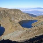 Рилските езера Бъбрека и Близнака