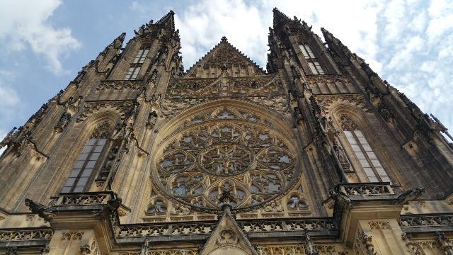 Прага катедралата Свети Витус