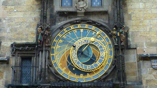 астрономически часовник Прага
