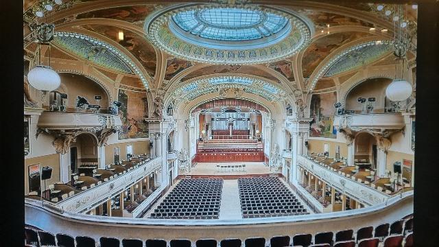 театърът в Прага