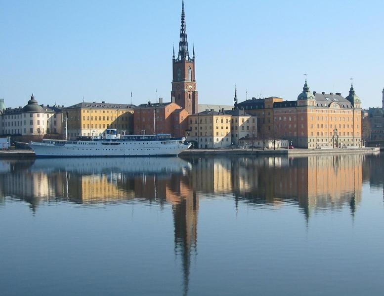 Chast ot Stockholm