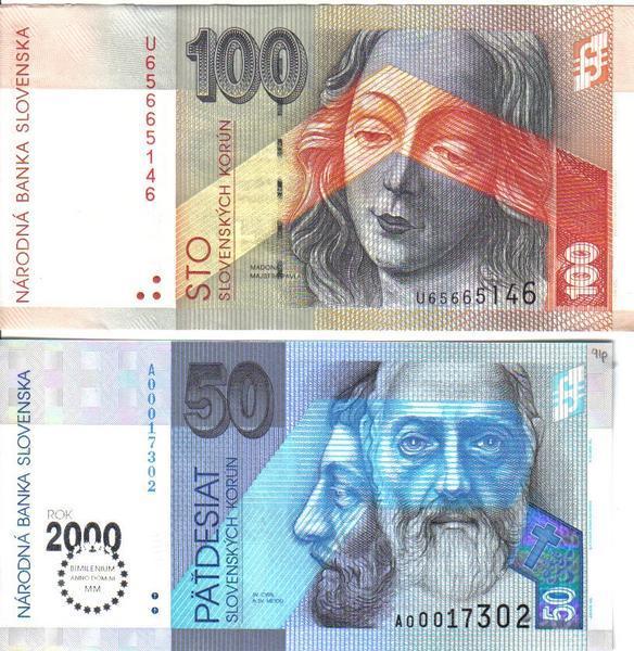 Slovakian Korun