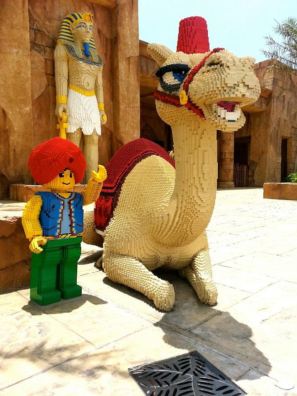 lego egipet malka